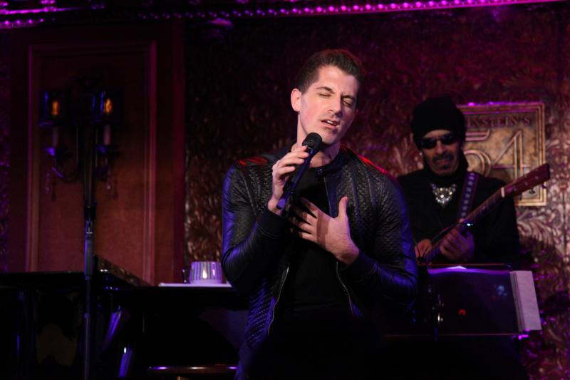 BWW Review: Antony Nunziata Wins Hearts with THE GREATEST LOVE SONGS at 54 Below