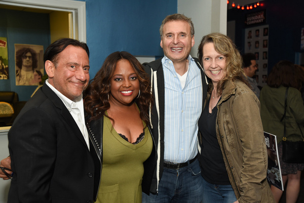 Photos: CELEBRITY AUTOBIOGRAPHY Comes to Groundlings Theatre