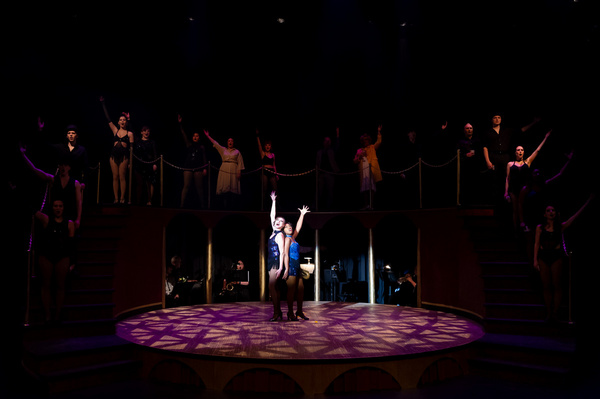 Photo Flash: First Look at CHICAGO At The Milburn Stone Theatre!
