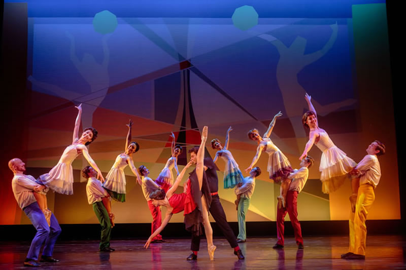 BWW Review: AN AMERICAN IN PARIS at Yardley Hall