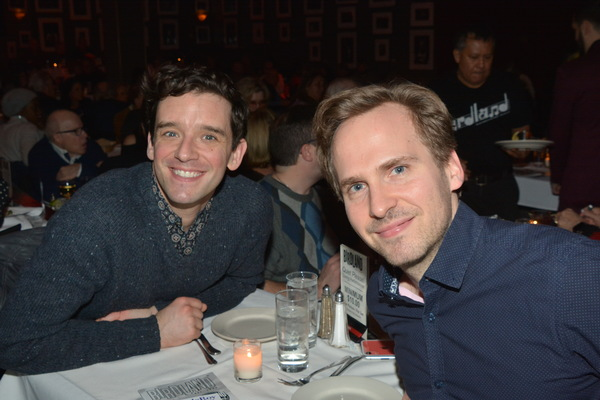 Michael Urie and Ryan Spahn Photo