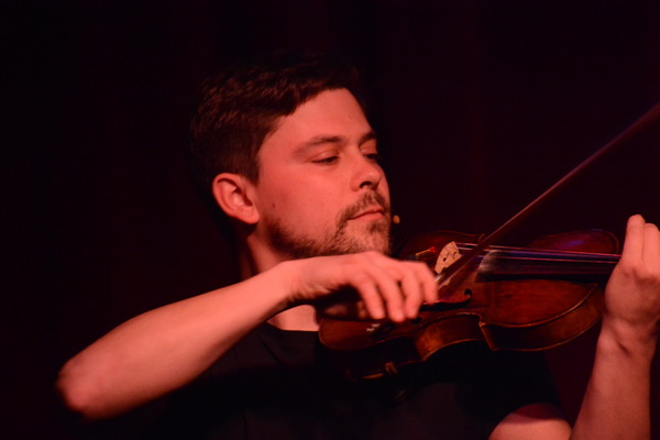 Photo Coverage: Jamie deRoy & Friends Perform at Birdland