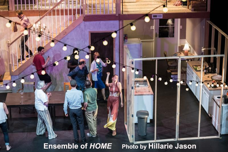 BWW Interview: Geoff Sobelle Creating A HOME For All Audiences