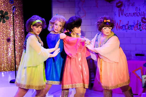 Photo Flash: First Look At TexARTS' THE MARVELOUS WONDERETTES: DREAM ON