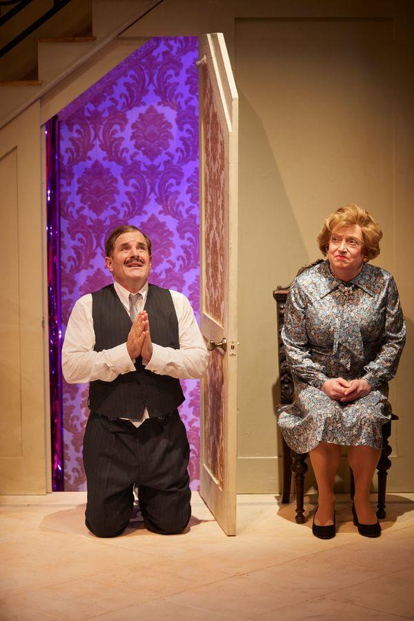 Photo Flash: English Language Premiere of LA CAGE AUX FOLLES [THE PLAY] at Park Theatre