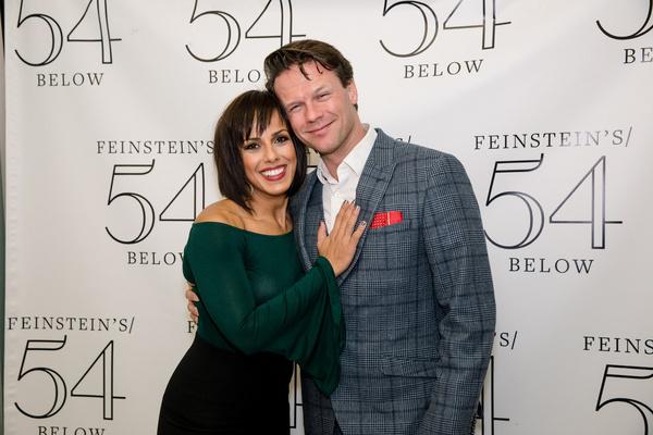 Desiree Davar and Nicolas Dromard Photo