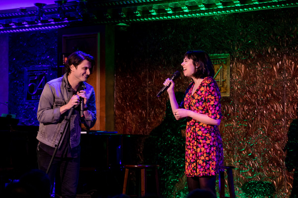 Alex Boniello and April Lavalle Photo