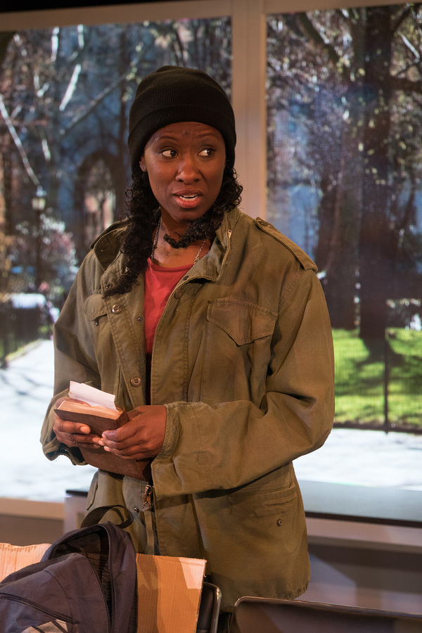 Photo Flash: World Premiere of HUMAN INTEREST STORY at the Fountain Theatre