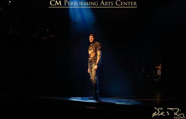 Andrew Murano as Johnny    Photo Credit: Justan Garcia, BFunk Photography  www.BFunkP Photo