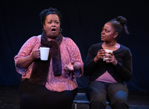 Photo Flash: Open Fist Theatre Company Celebrates 30 Years with RORSCHACH FEST