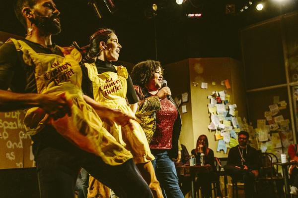 Photos: IAMA Theatre Company Presents the West Coast Premiere of FOUND