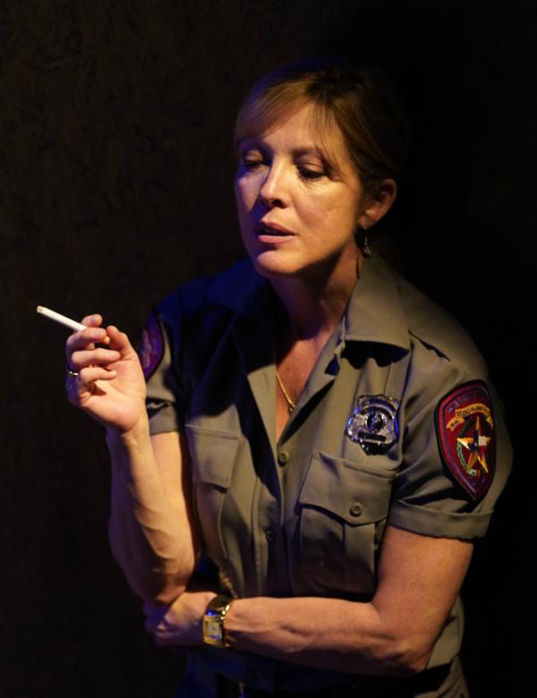 Photo Flash: First Look at GRAVEYARD SHIFT at Goodman Theatre