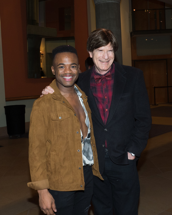 Christopher Mosley and Steven Stanley Photo