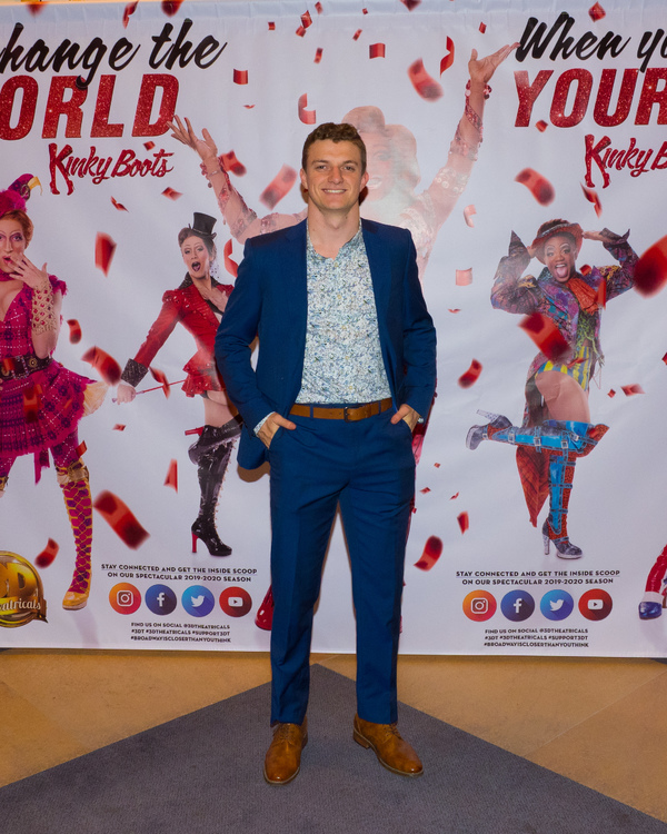 Photo Coverage: Curtain Call And Press Night Of 3D Theatricals' KINKY BOOTS
