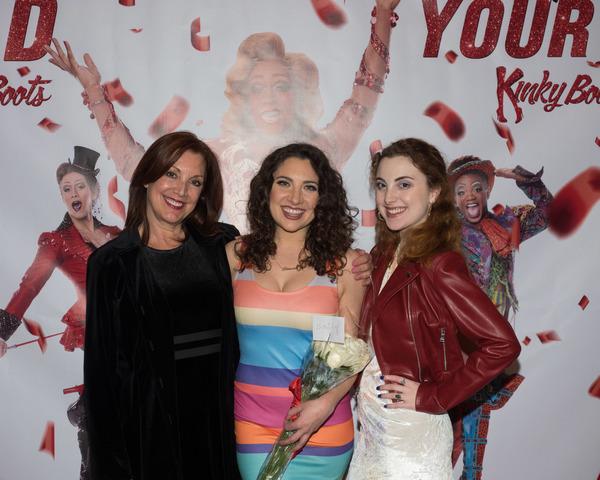 Suzy Stokey, Emily Goglia, and Juliette Rose Photo