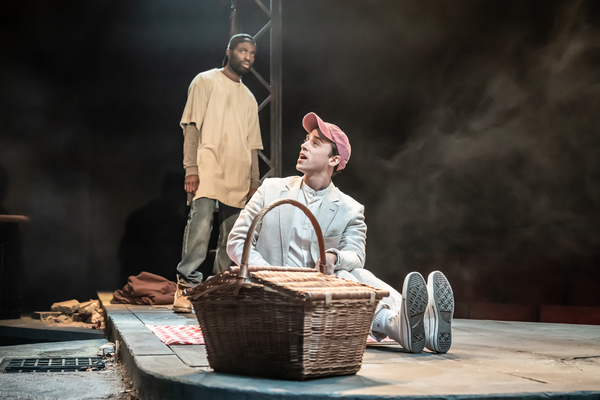 Photo Flash: First Look at PASS OVER at the Kiln Theatre