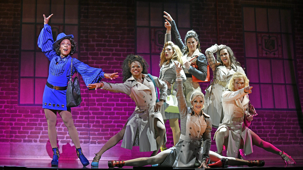 Photos: First Look at 3-D Theatricals' KINKY BOOTS