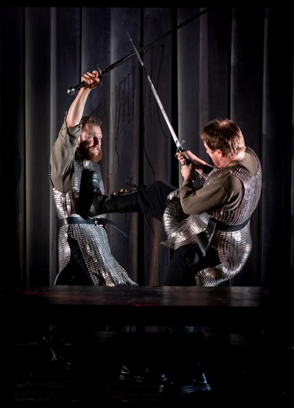Photos: MACBETH Opens at Queen's Theatre Hornchurch