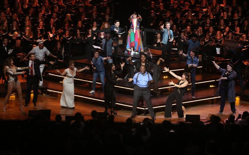 Photo Coverage: Go Inside MCP's JOSEPH AND THE AMAZING TECHNICOLOR DREAMCOAT Concert!