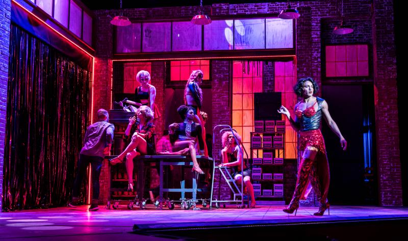 BWW Review: KINKY BOOTS at Broadway Palm Dinner Theatre Will 'Raise You Up!'