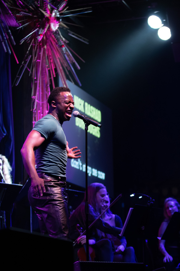 Photo Flash: See Constantine Maroulis, Lesli Margherita, Kate Rockwell and More at BROADWAY SINGS QUEEN