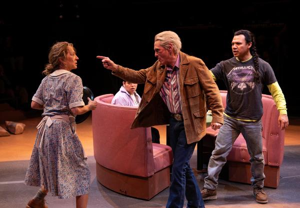 Kate Mulligan, Amy Lizardo, Mark Murphey and Tony Sancho  Photo