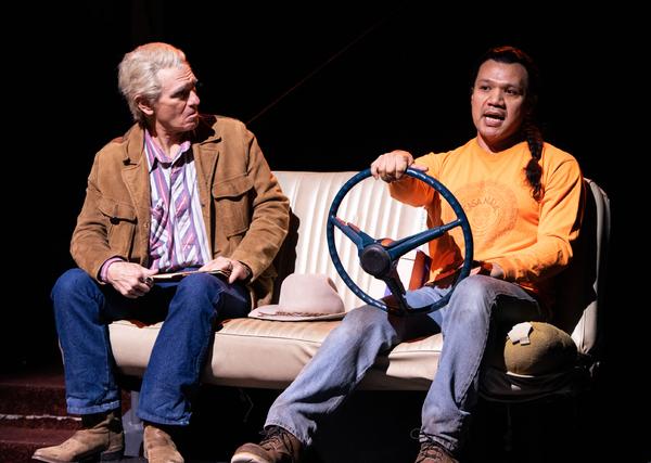 Mark Murphey and Tony Sancho  Photo