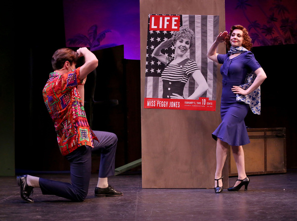 Photo Flash: International City Theatre Presents THE ANDREWS BROTHERS