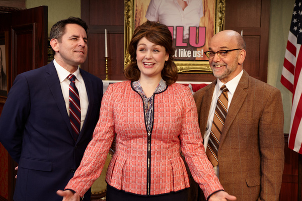 Photo Flash: First Look at THE OUTSIDER At North Coast Repertory Theatre