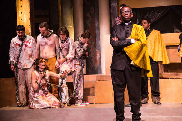 Photos: First Look at Haven's TITUS ANDRONICUS at The Den Theatre