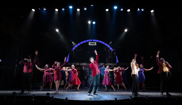 Photo Flash: First Look at Berkeley Playhouse's MEMPHIS