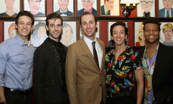 Photos: Inside Opening Night of J2 Spotlight Musical Theater Company 's SEESAW