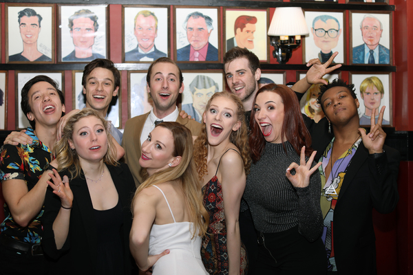 Kyle Caress, Morgan Hecker, J Savage, Stephanie Israelson, Andy Tighe, Katie Griffith Photo