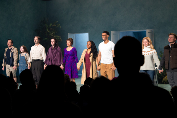 Photo Coverage: Inside Opening Night of Atlantic Theatre Company's ANATOMY OF A SUICIDE
