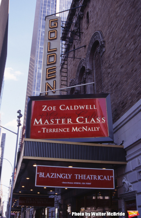 Photos: Remembering Zoe Caldwell