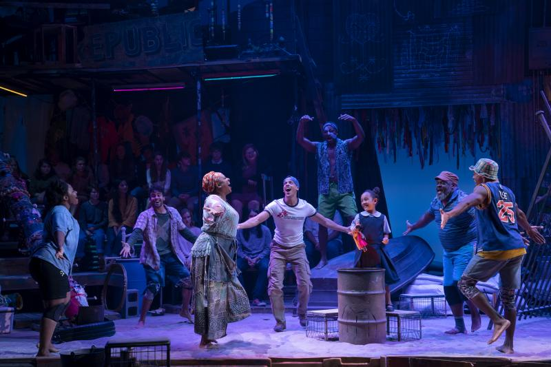 BWW Review: ONCE ON THIS ISLAND at TUTS Is Raw, Real Storytelling at Its Finest