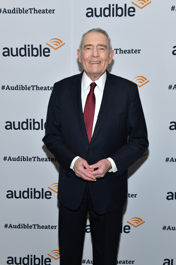Photos: Inside the First Night of Dan Rather's STORIES OF A LIFETIME at Audible's Minetta Lane Theater
