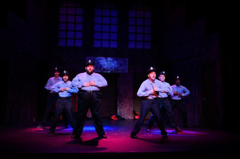 BWW Review: THE FULL MONTY at Bay Area Musicals Lets It Go with Humor & Heart