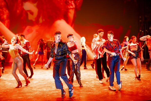 Photo Flash: First Look at Ivo van Hove's WEST SIDE STORY on Broadway!