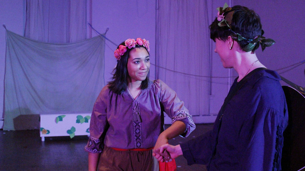 Photo Flash: Match: Lit Faces The Music With William Shakespeare's AS YOU LIKE IT