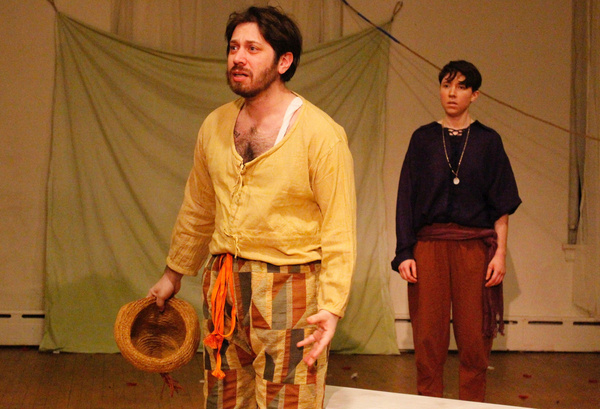 Photos: Match: Lit Faces The Music With William Shakespeare's AS YOU LIKE IT