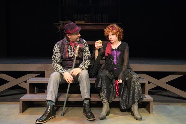 Aaron Lyons and Rhonda Aldrich Photo