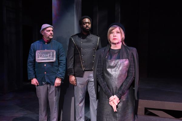Aaron Lyons, Lloyd Roberson II, Rhonda Aldrich Photo