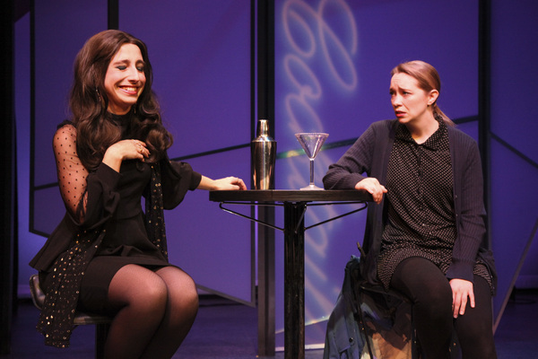 Photo Flash: First Look at DEAD MAN'S CELL PHONE at FSU/Asolo Conservatory