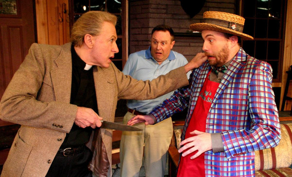 Photo Flash: Pocket Sandwich Theatre Presents CATCH ME IF YOU CAN
