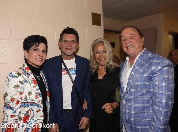 Arlene Lazare, Terrance Flannery, Eda Sorokoff, Allan Lazare Photo