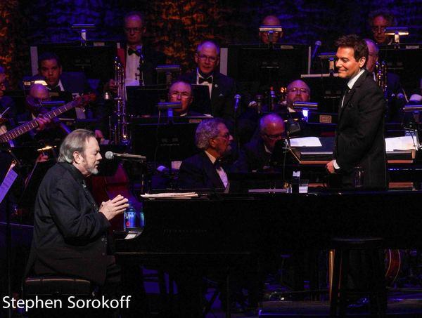 Jimmy Webb & Michael Feinstein Photo
