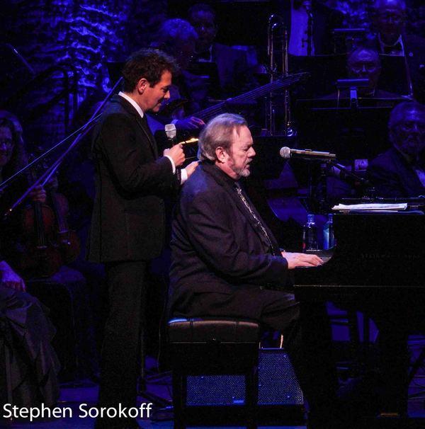 Michael Feinsten & Jimmy Webb Photo