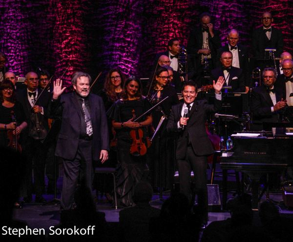 Jimmy Webb & Michael Feinstein Photo