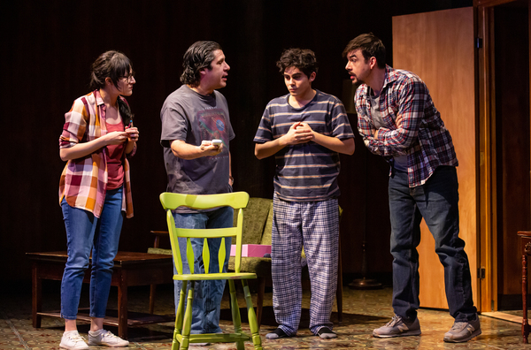 Photo Flash: First Look at Roundabout's 72 MILES TO GO